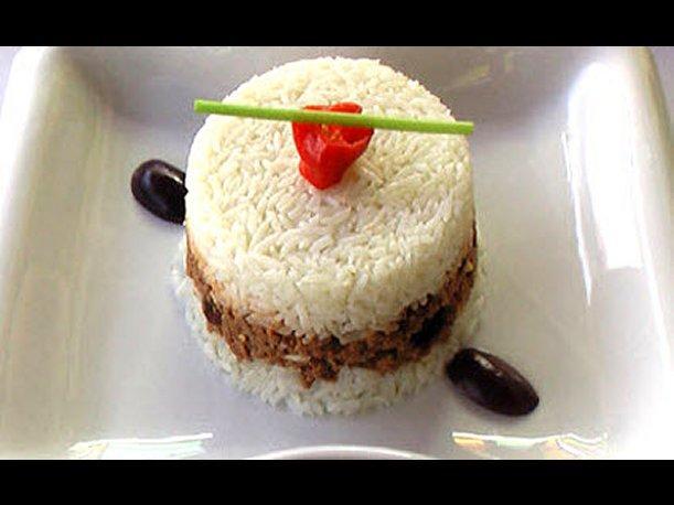 arroz tapado