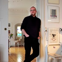 Lars Pryds, 2012 (Photo: Torben Stroyer)