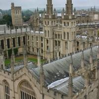 Oxford - miasto malowniczych wież