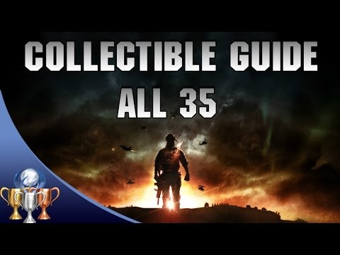 Battlefield 4 Collectibles Guide All 35 Dog Tags And Weapons