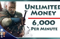 The-Witcher-3-Wild-Hunt-Unlimited-Money-6000-Crowns-Per-Minute-Infinite-Coin-Exploit