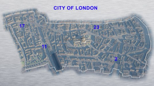City of London Secrets of London