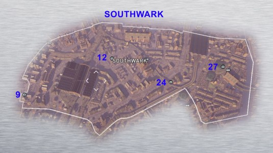 Southwark Secrets of London