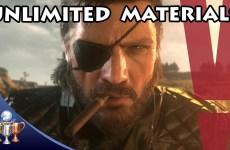 Metal Gear Solid V The Phantom Pain – Unlimited Fuel, Biological, Common, Minor & Precious Metals