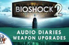 Bioshock-2-Remastered-All-Collectibles-All-129-Audio-Diaires-and-14-Weapon-Upgrade-Locations