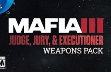Mafia-III-Judge-Jury-and-Executioner-Weapons-Pack-Trailer-PS4