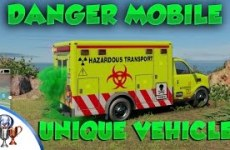 Watch-Dogs-2-Unique-Vehicle-Location-Danger-Mobile-How-to-Find-The-Danger-Mobile-Rare-Car