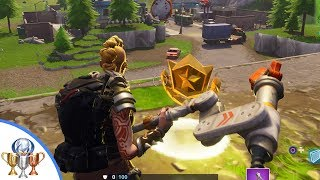 Risky Reels Treasure Map Challenge Location     Fortnite Battle Royale     Risky Reels Treasure Map Challenge Location     Fortnite Battle Royale Season  5 Challenge Guide     PS4Trophies Gaming