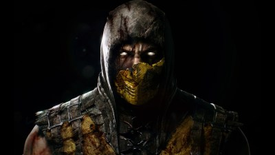 Mortal Kombat X Scorpion | PS4Wallpapers.com
