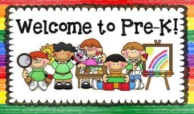 Pre-Kindergarten Curriculum Newsletter - P.S. 76Q The William Hallet School
