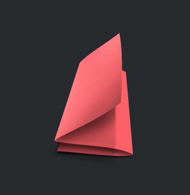 Z Fold Mockup