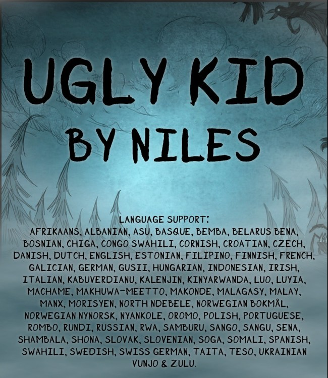 UGLY KID Free Font