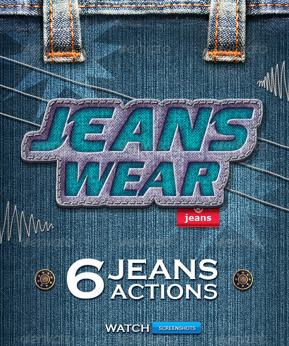 Jeans Stripe Actions