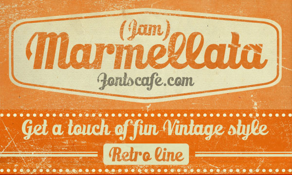 Marmellata Font