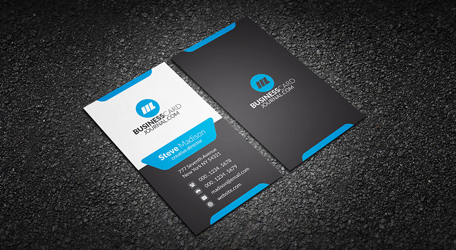 41+ High Quality Business Card Templates PSD - Free Download ...