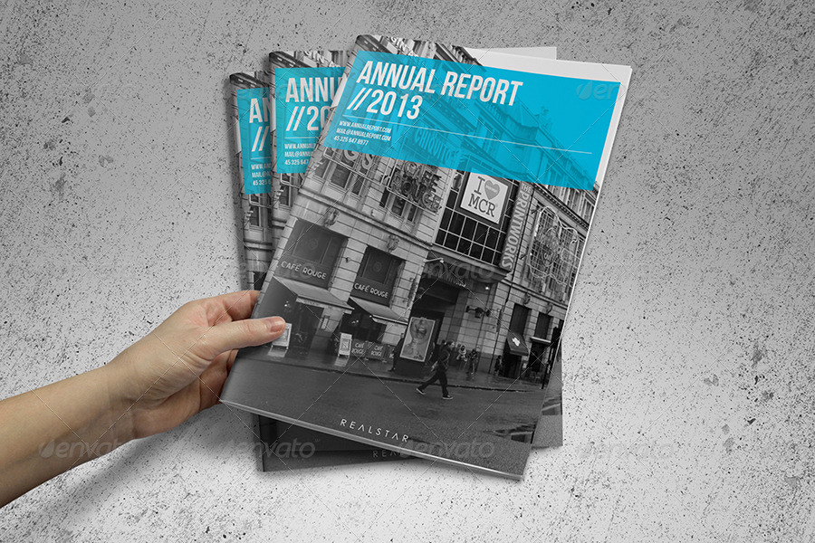 Templates For Annual Reports - Vosvete.Net