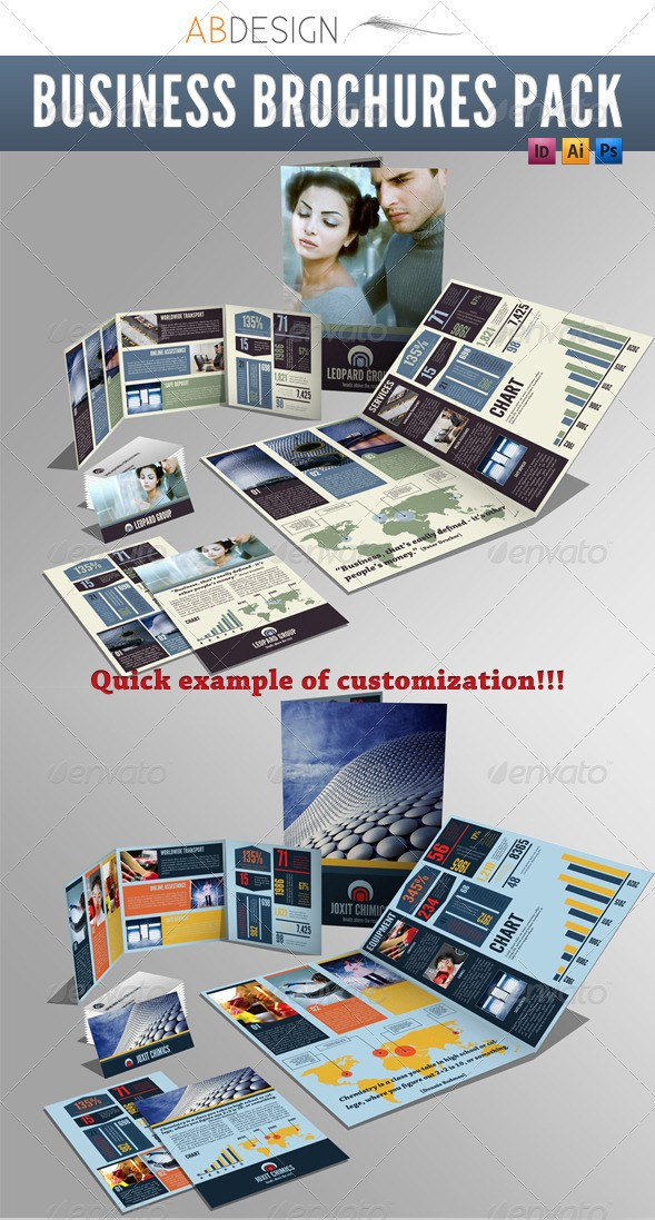 Business Brochures Pack