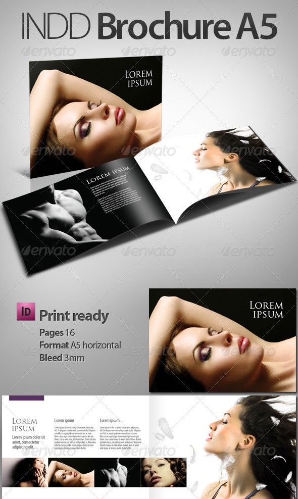 INDD Brochure - booklet A5