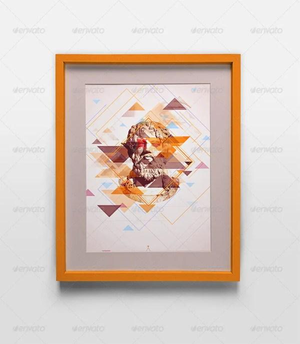 Poster Frame Mock-Up
