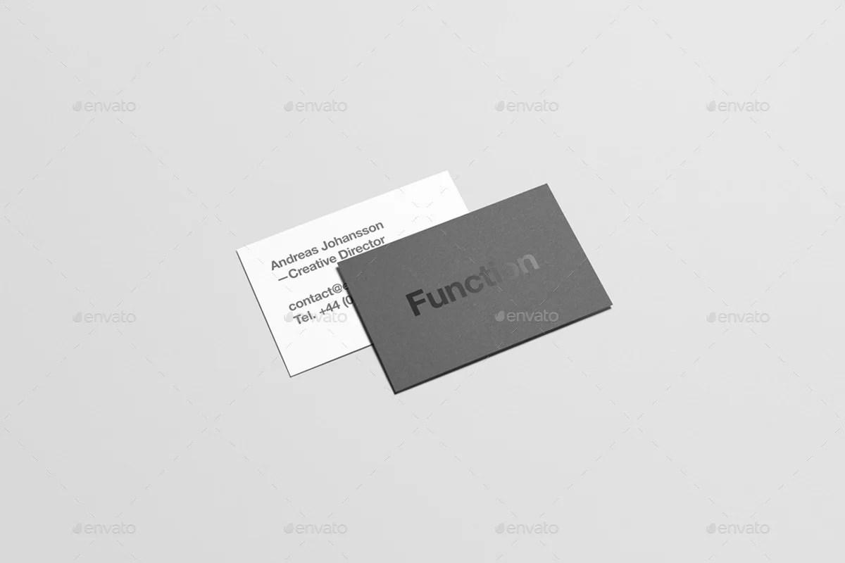 40+ Free Business Card Mockup PSD Download | PSDTemplatesBlog