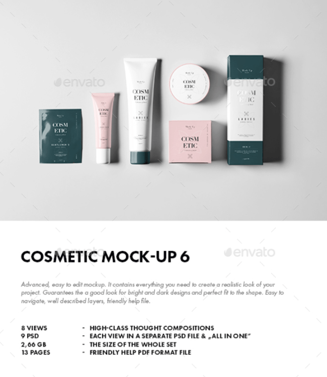 Cosmetic Mockup 9
