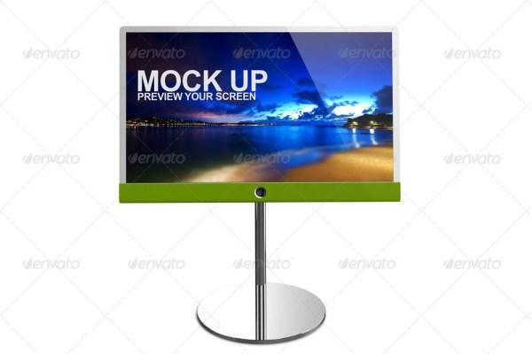 10 TV Mockup