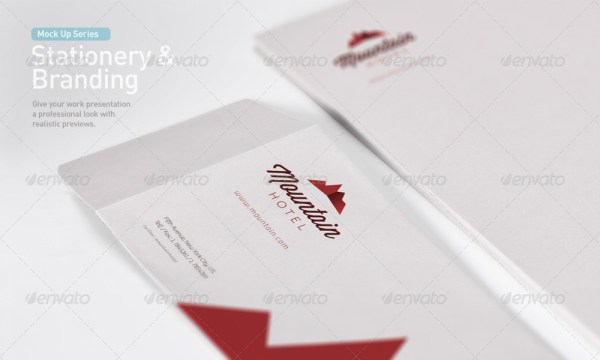 Stationery Closeup Mockup Bundle