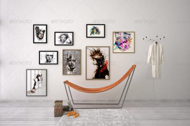 Picture Art Mockup [Vol 2]