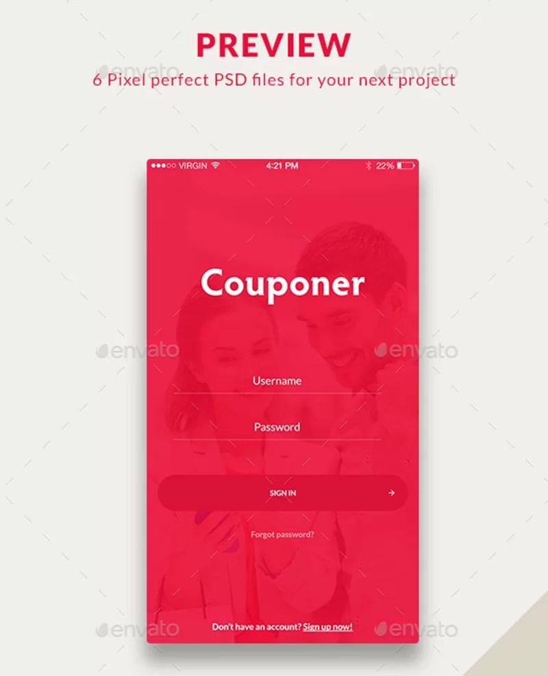 great mobile app mockup psd unique design mockup