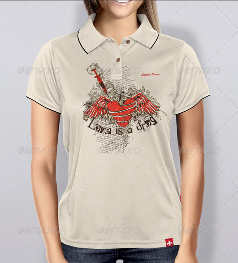 22 polo shirt mockups a valuable design assistant for Woman t shirt mockup