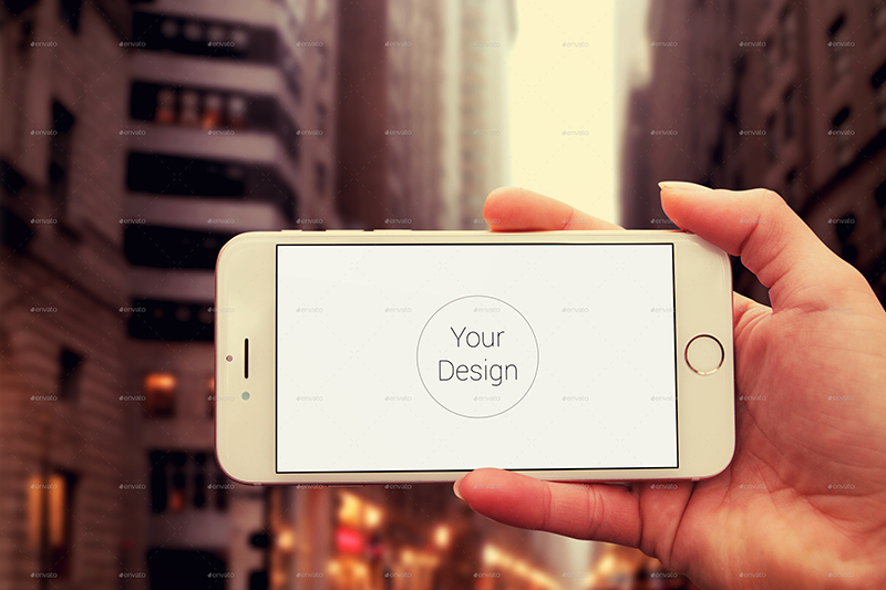 great premium iphone 6 mockup psd