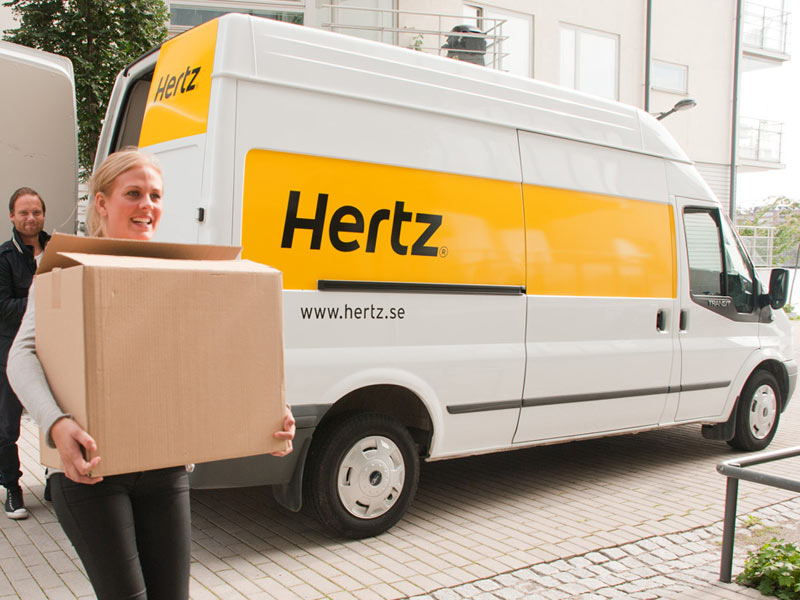 Hertz transportfordon