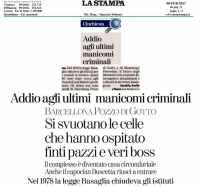 La Stampa - Inchiesta OPG