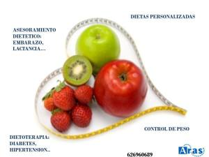 Nuevo servicio-dietista nutricionista