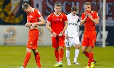 Widzew Lodz Relegated 1