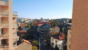 My view in Belgrade