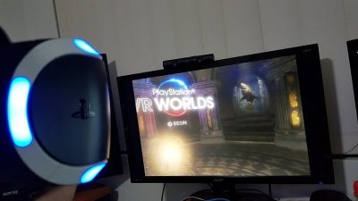 PS4 HEN Enable Updated PlayStation VR Payload with Source Code | Page 12 | PSXHAX - PSXHACKS