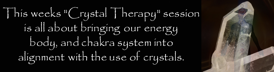 Crystal Therapy: Crystals for Chakra Alignment