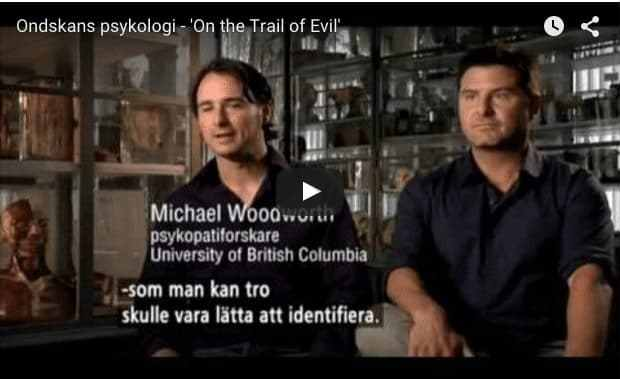 Dokumentarfilm om psykopater
