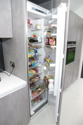 Siemens Built in single door fridge