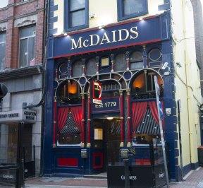 mcdaids