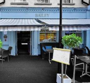 The bailey Bar Cafe