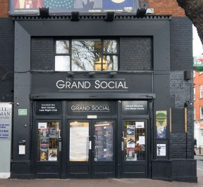 The Grand Social Dublin