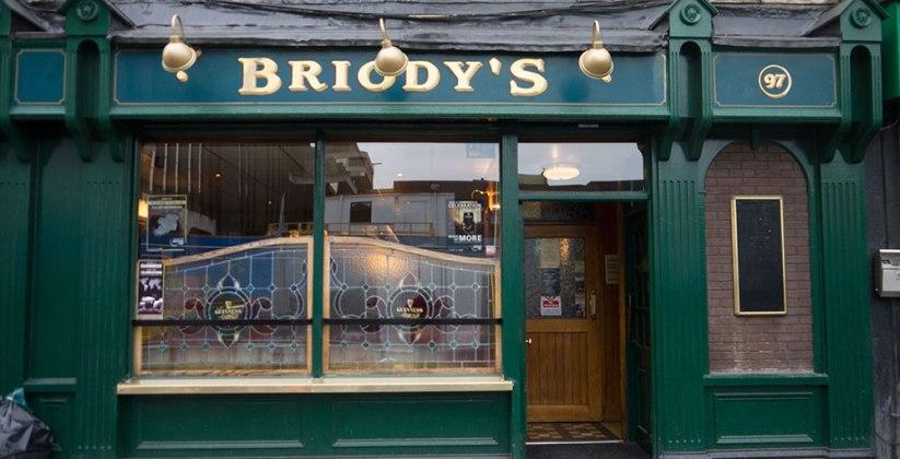 Briody's Pub Dublin