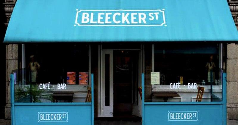 Bleecker Street Cafe Bar