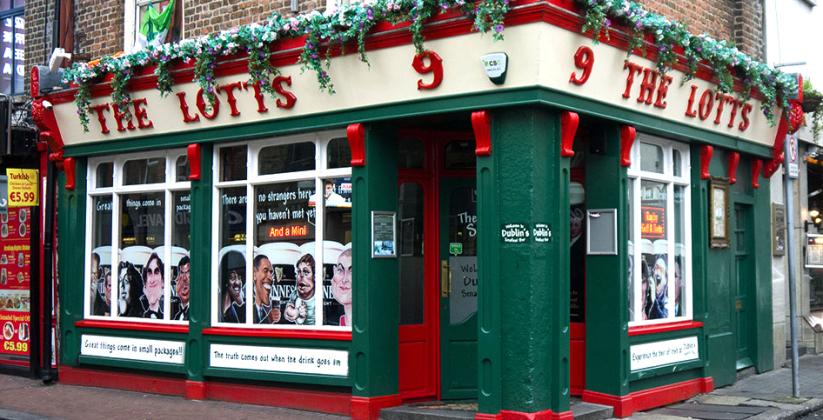 The Lotts Cafe Bar Dublin