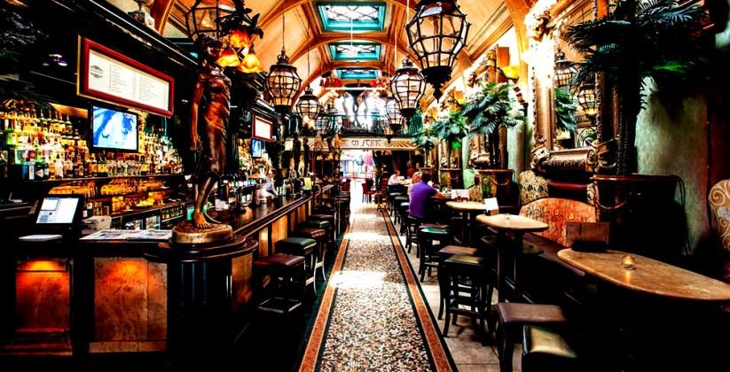 Cafe en Seine Dublin