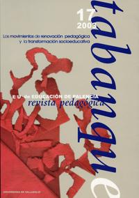 TABANQUE. REVISTA PEDAGÓGICA 17 (2003). LOS MOVIMIENTOS DE RENOVACIÓN PEDAGÓGICA Y..
