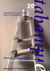 TABANQUE. REVISTA PEDAGÓGICA 20 (2006-2007) - UNIVERSIDAD Y EDUCACIÓN PARA EL DESARROLLO