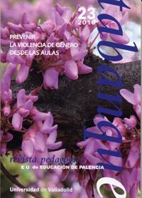 TABANQUE. REVISTA PEDAGÓGICA 23 (2010) - PREVENIR LA VIOLENCIA DE GÉNERO DESDE LAS AULAS